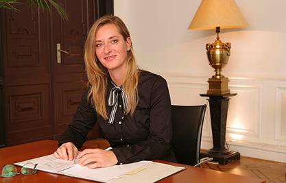 Rechtsanwältin Isabel Warmuth